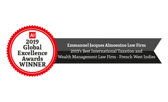 2019 Global Excellence Award